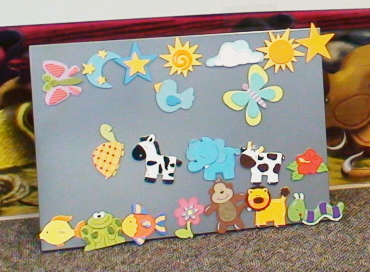 Teaching children with autism the tangibles the for Creation mural kids