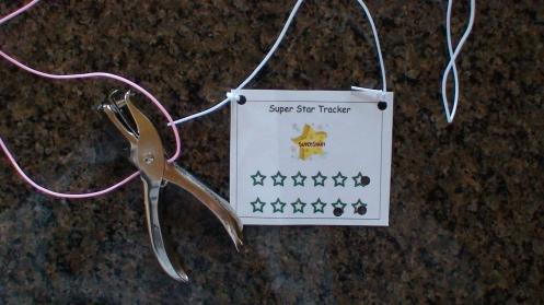 Star Tracker Reward Ticket