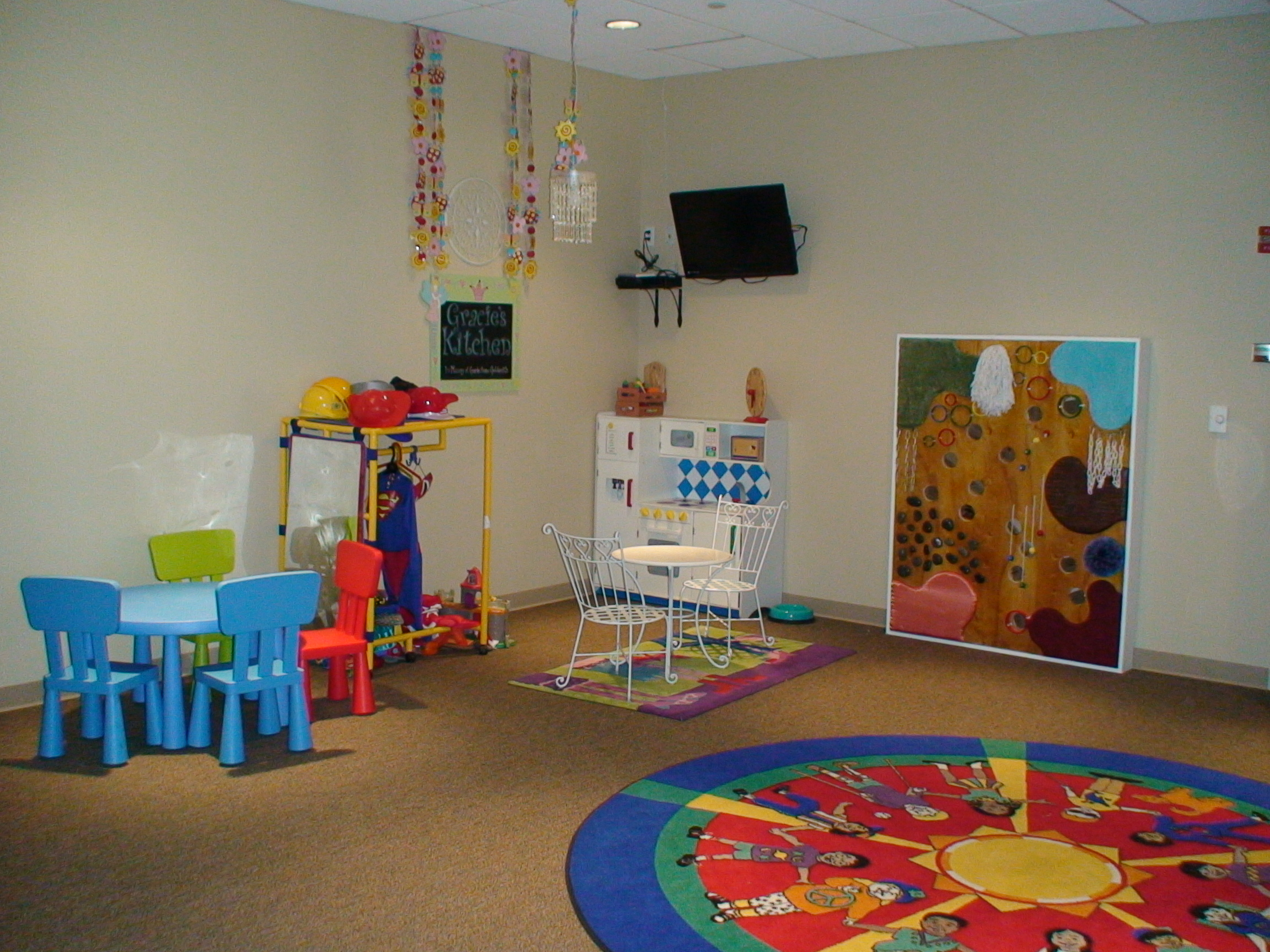 Classroom Design For Special Needs ~ Special needs ministry classroom the inclusive church