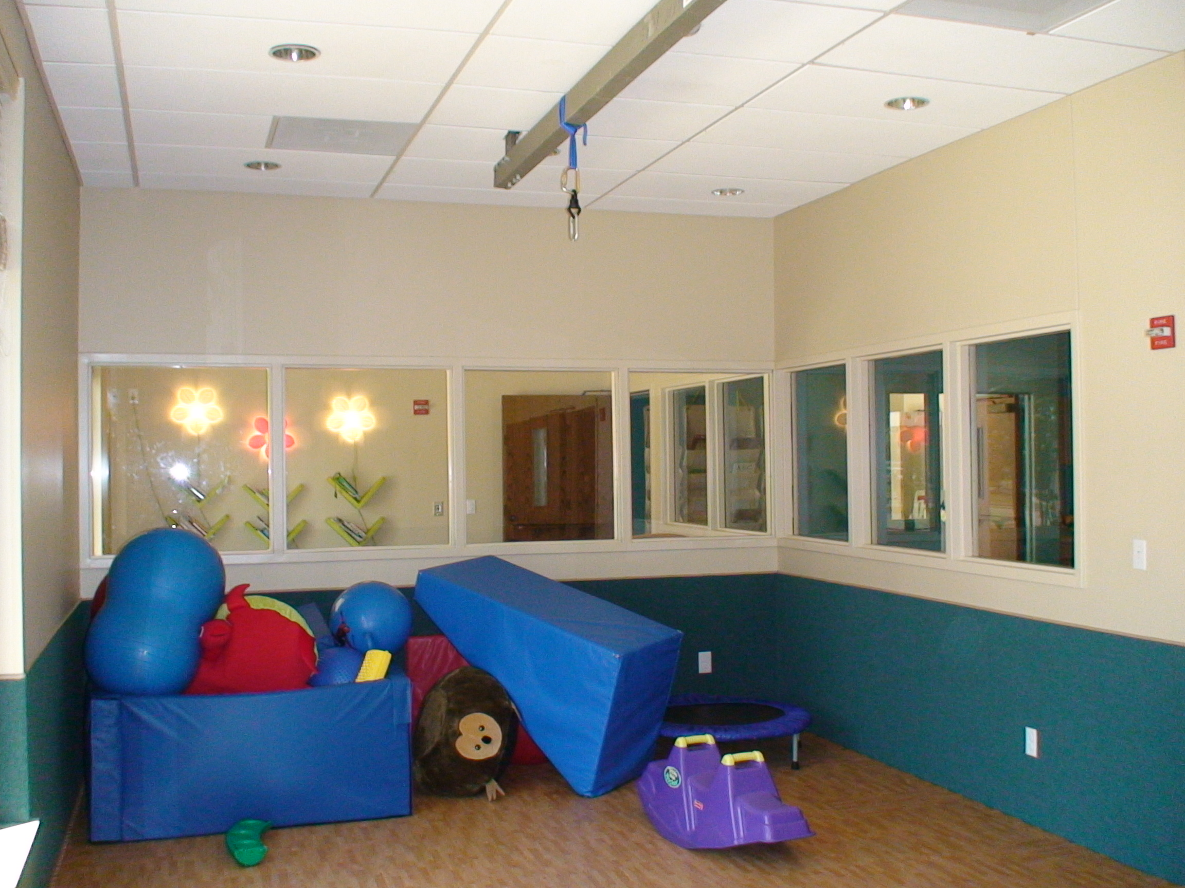 School Sensory Room Ideas