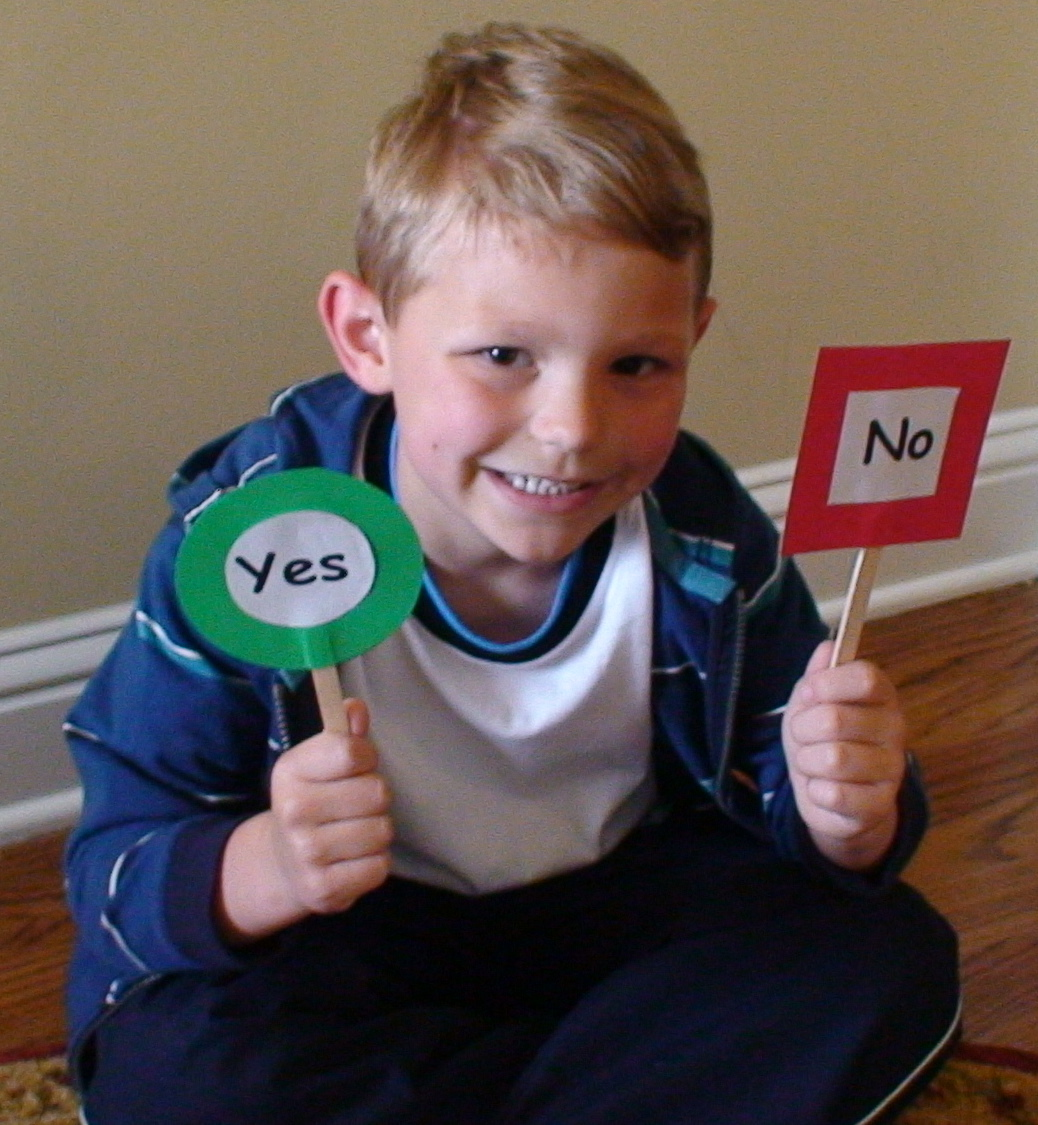 yes no questions for kids