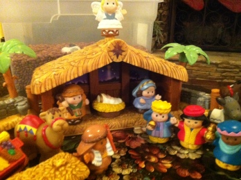 Fisher price nativity set 120412
