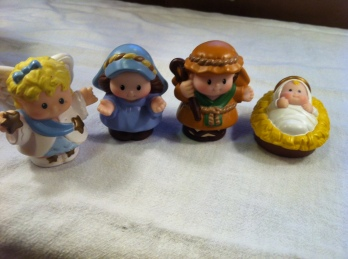 nativity 4 figures