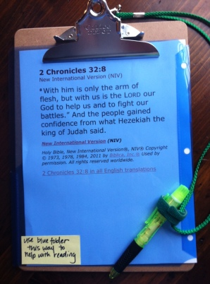 Buddy Clipboard - Highlighter Page