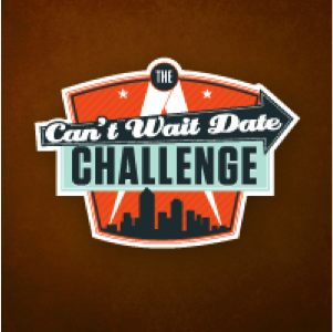 Cant Wait Date Challenge Logo
