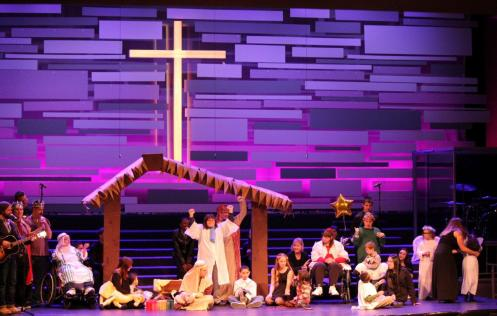 Bridges Christmas Pageant 2013
